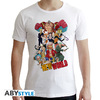 One Piece - New World Group New Fit Unisex T-Shirt - White (X-Large)