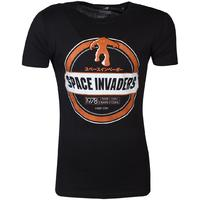 Space Invaders - Monster Invader Unisex T-Shirt - Black (XX-Large)