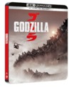 Godzilla (2014) (Steelbook) (4K Ultra HD + Blu-ray)
