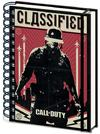 Call Of Duty: Black Ops Cold War Classified A5 Notebook (Copybook)