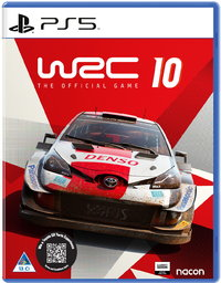 WRC 10 - World Rally Championship - The Official Game (PS5)