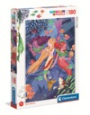 Clementoni - Mermaids Puzzle (180 Pieces)