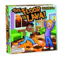 The Floor Is Lava! (Board Game)