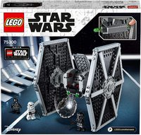 LEGO 75300 Star Wars Imperial TIE Fighter Toy with Stormtrooper and Pilot Minifigures from The Skywalker Saga - Cover