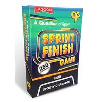 A Question Of Sport - Sprint Finish Game (Card Game)