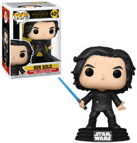 Funko Pop! Star Wars - Episode 9 - Ben Solo With Blue Saber - Cover