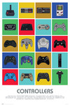 Nintendo - Controllers Poster (61x91,50cm)