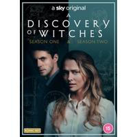 A Discovery of Witches: Seasons 1 & 2 (DVD)