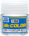 Mr Color - Flat Clear (10ml)