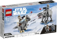 LEGO: 75298 - Star Wars: AT-AT vs Tauntaun Microfighters - Cover