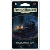 Arkham Horror: The Card Game - Horror In High Gear (Card Game)