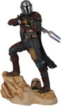 Diamond Select - Star Wars Premier Collection The Mandalorian MK1 Statue