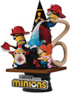 Beast Kingdom - Minions DS-049 Fire Fighter D-Stage Series 6 Statue
