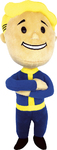 Fallout 4 - Vault Boy 111 Arms Crossed Plush