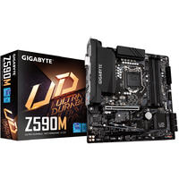 Gigabyte Intel Z590 Chipset for 10/11th Gen LGA 1200 Ultra Durable Motherboard