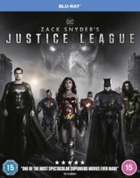 Zack Snyder's Justice League (Blu-ray) - Cover