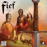Fief: France 1429 (Board Game)