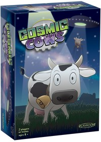 Cosmic Cows (Dice Game) - Cover