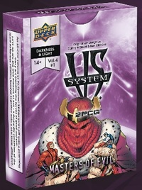 VS System 2 Player Card Game - Marvel: Masters of Evil (Card Game)