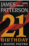 21st Birthday - James Patterson (Hardcover)