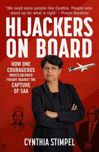 Hijackers On Board - Cynthia Stimpel (Paperback) - Cover