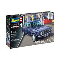 "Revell - 1/24 - VW Golf GTi ""Builders Choice"" (Plastic Model Kit)"