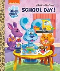 Blue's Clues & You - School Day! - Lgb (Hardcover) - Cover