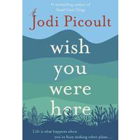 Wish You Were Here - Jodi Picoult (Paperback)