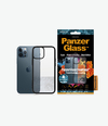 PanzerGlass - ClearCase for iPhone 12 Pro Max AntiBacterial - Black (Smartphone Case)