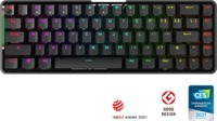ASUS - M601 ROG Falchion 65% Wireless Mechanical Gaming Keyboard With 68 Keys; Wireless Aura Sync Lighting; Interactive Touch Panel; Cherry MX Switches