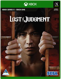 Lost Judgment (Xbox Series X / Xbox One)