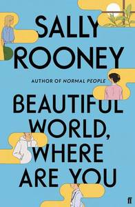 Beautiful World, Where Are You - Sally Rooney (Paperback) - Cover