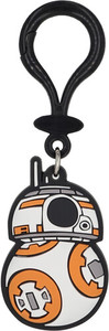 Star Wars - BB-8 Pvc Soft Touch Bag Clip - Cover