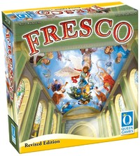 Fresco - Revised Edition (Board Game)