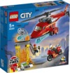 LEGO - City Fire - Rescue Helicopter (198 Pieces)