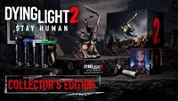 Dying Light 2: Stay Human - Collector's Edition (PS4/PS5 Upgrade Available)