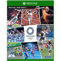 Olympic Games Tokyo 2020: The Official Video Game (Xbox One / Xbox Series X)
