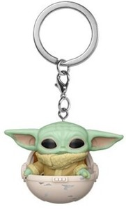 Funko Pop! Keychains - Star Wars: The Mandalorian The Child in Hover Pram - Cover