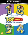 Toy Story: 4-movie Collection (Ultra HD Blu-ray)