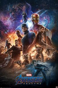 Avengers: Endgame - From The Ashes Poster (61x91,50cm) - Cover