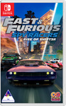 Fast and Furious: Spy Racers Rise Of Sh1ft3r (Nintendo Switch)