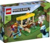LEGO - Minecraft - Horse Stable (241 Pieces)