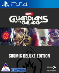 Marvel's Guardians of the Galaxy - Cosmic Deluxe Edition (PS4/PS5 Upgrade Available)