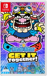 WarioWare Get It Together! (Nintendo Switch) - Cover