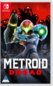 Metroid Dread (Nintendo Switch) - Cover