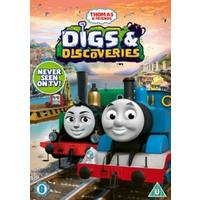 Thomas & Friends - Digs & Discoveries (DVD)