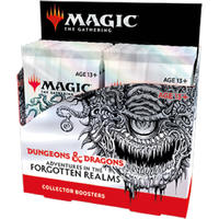 Magic: The Gathering - Adventures in the Forgotten Realms Collector Booster (Trading Card Game)