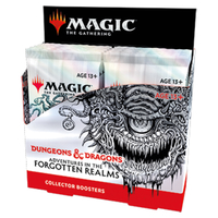 Magic: The Gathering - Adventures in the Forgotten Realms Collector Booster (Trading Card Game) - Cover