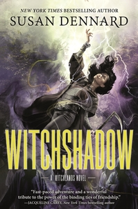 Witchshadow - Susan Dennard (Hardcover) - Cover