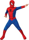 Rubies - Marvel Partytime Costume - SpiderMan (Costume) (3-6 years)